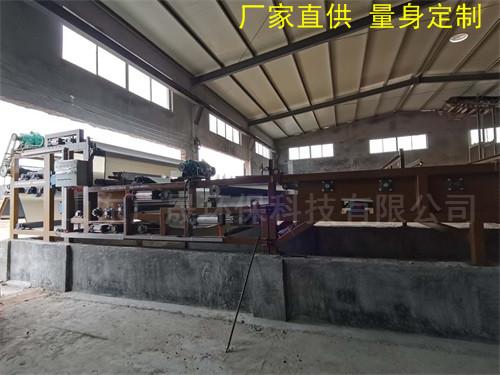 洗(xi)沙場(chang)泥漿處(chu)理設備